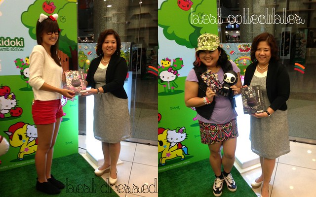 Hello Kitty x Tokidoki 7-11 Event - 15th March 20132