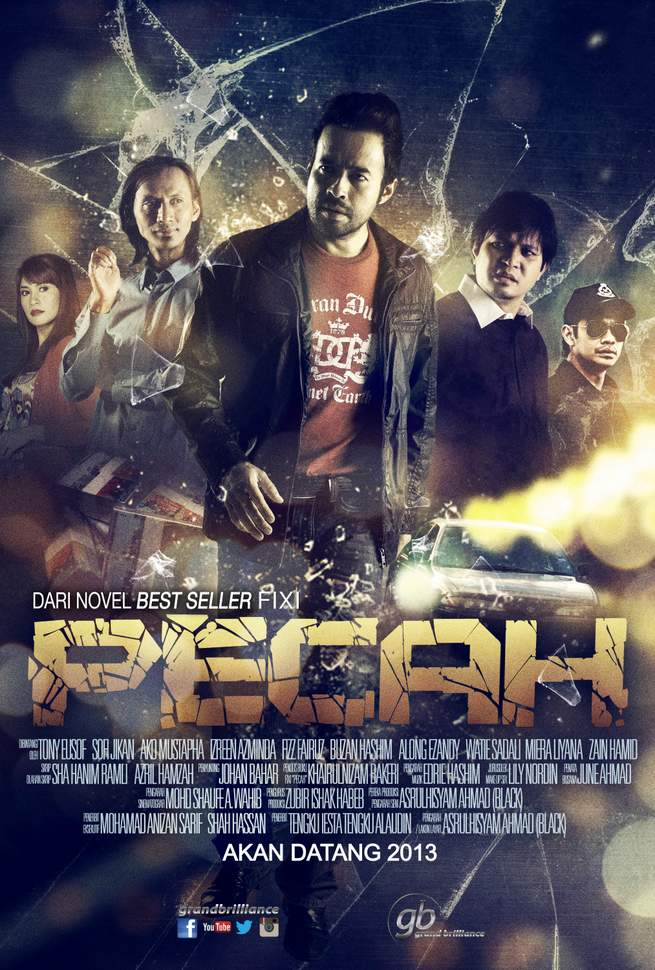 Pecah Film Official Poster