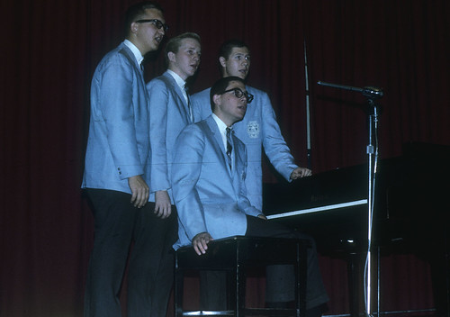 1965 Ambassadors Quartet summer