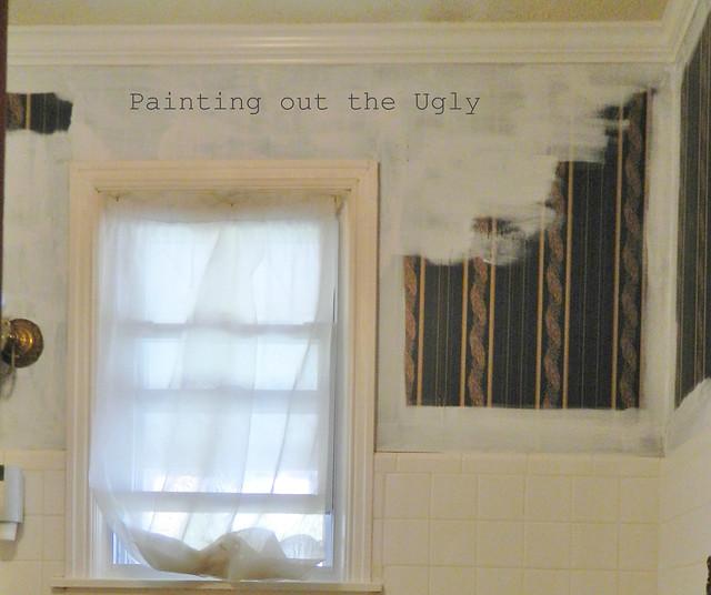 priming wallpaper for paint