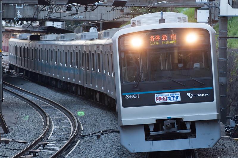 B19 6606 Local Shinjuku 3661*8