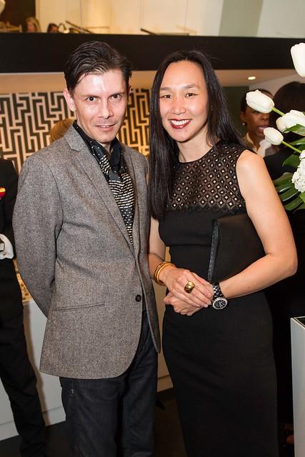 Damion Matthews, Carolyn Chang