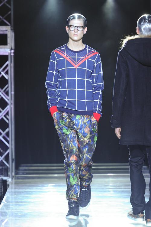 FW13 Tokyo yoshio kubo051_Robert Edenius(Fashion Press)