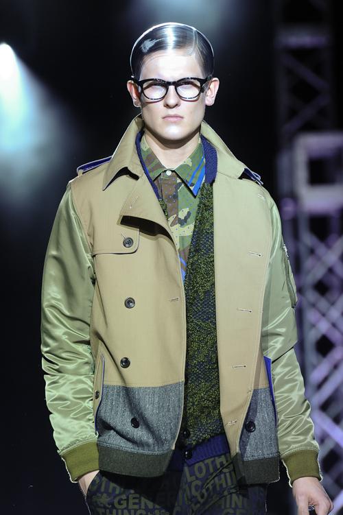 FW13 Tokyo yoshio kubo025_Robert Edenius(Fashion Press)