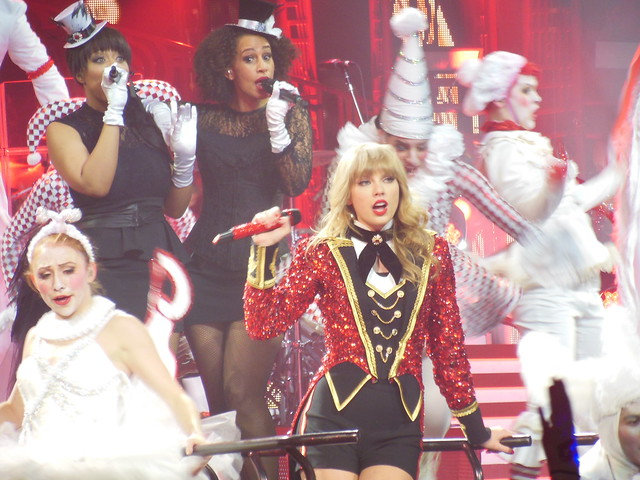 Taylor Swift RED tour 2013