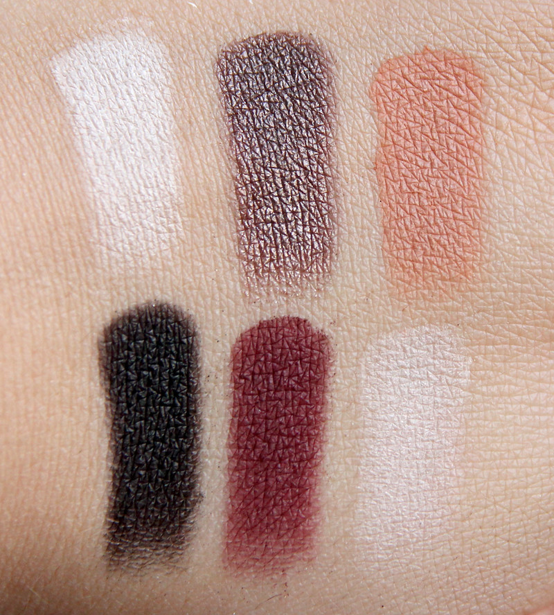 Sleek makeup PPQ shangri-la respect palette swatch1