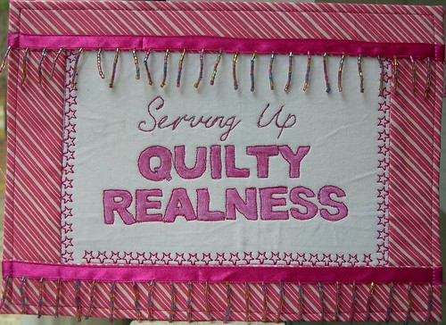 Serving up Quilty Realness