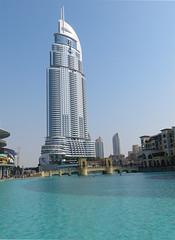 The Address Downtown Dubaï