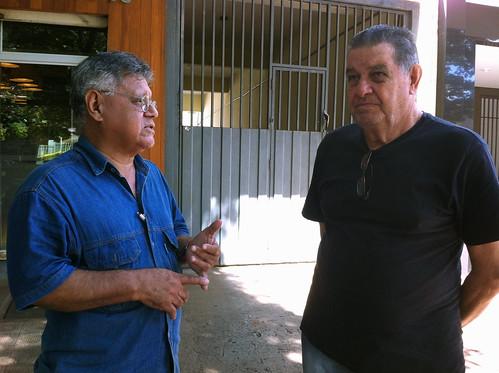 Tabajara e Pedro Paulo