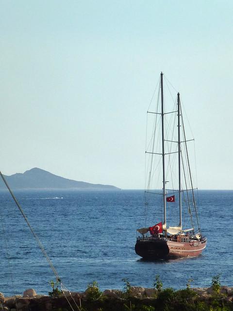 Turquie - jour 9 - Antalya Fethiye Yolu - 17 - Kalkan