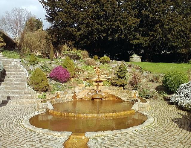 Chalice Well garden
