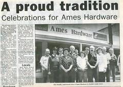 1992 Nov25 The Bunyip p27  Ames Hardware staff