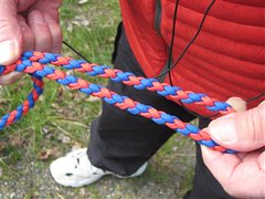 Tucker Ridgerunner paracord leash (2)
