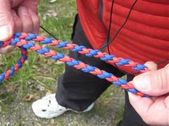 Tucker Ridgerunner paracord leash (2)
