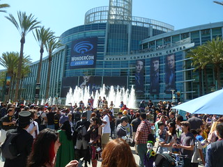 Cosplay Crowds.
