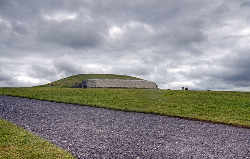 ireland europe vacation newgrange neolithic ancient countymeath hdr highdynamicrange boynevalley unesco worldheritagesite craigfildesfineartamericacom