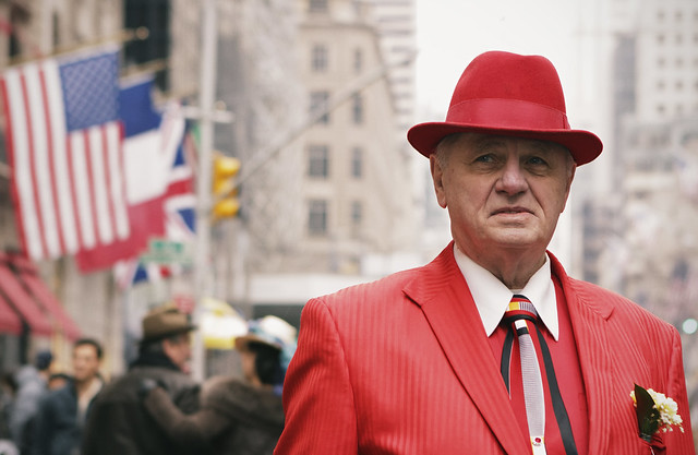 Stranger 51/100 | Easter Parade in New York