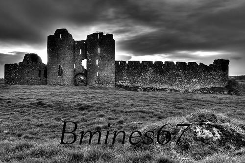 ireland irish castle mono nikon ruin louth roche countylouth d80 rochecastle