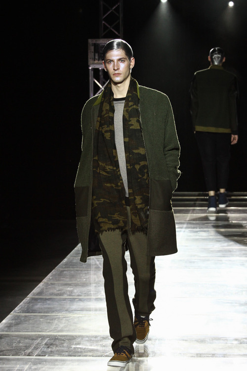Maxime Bergougnoux3085_FW13 yoshio kubo(Fashionsnap)