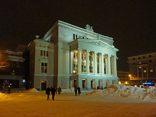 Latvian National Opera House