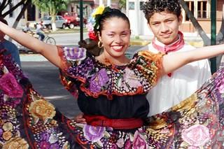 Corpus Christi Festival Dancers
