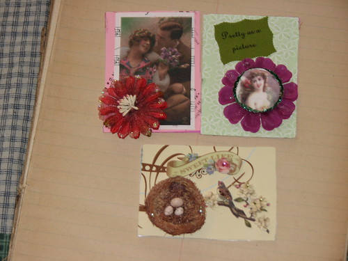 Ink Stains March Charm n ATC Swap 023