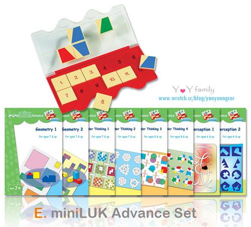 E.miniLUK  Advance Set