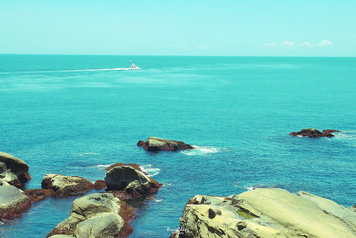 海水,正藍。(19P)