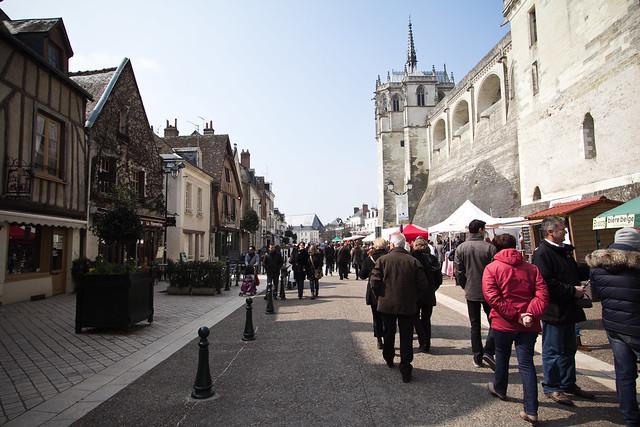 Strolling Amboise