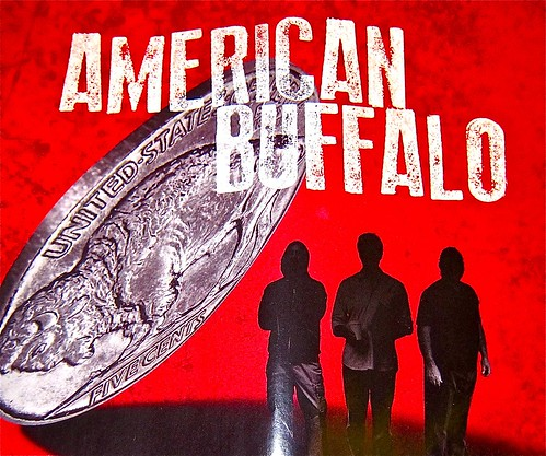 American Buffalo David Mamet Gregory Mosher
