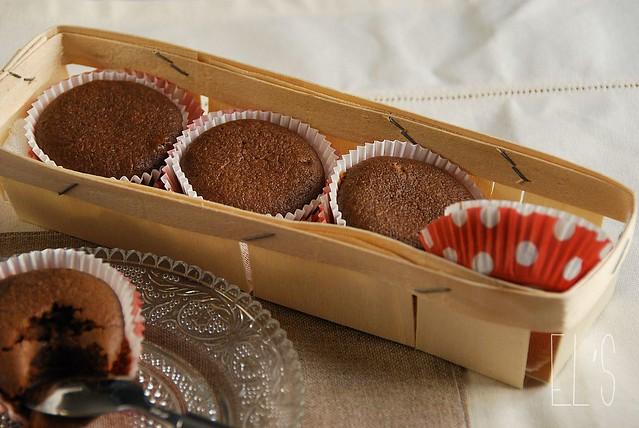 Recette Fondant chocolat crème de marron