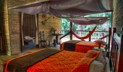 亞馬遜生態旅館房間