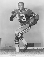 Dallas Cowboys legend Don Perkins - 1961 until 1968 - The Boys Are Back blog