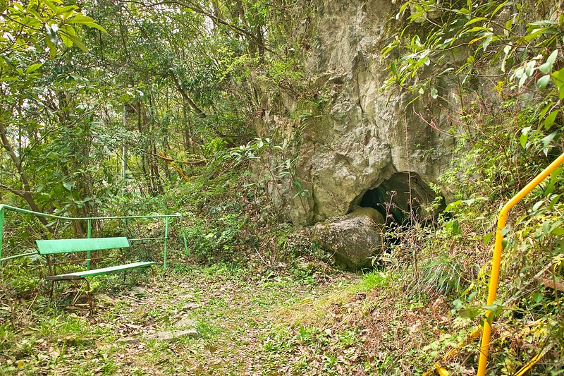 仙骨峡蛇の穴 #7