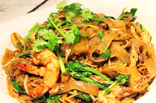 Char Kway Teow Single P220 For 2-3 P480