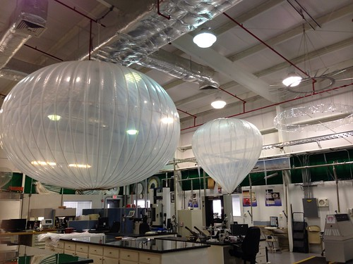 NASA Wallops Balloon Facility