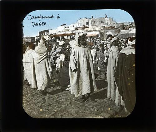 Maroc-Campement Tanger by Le chaland qui passe