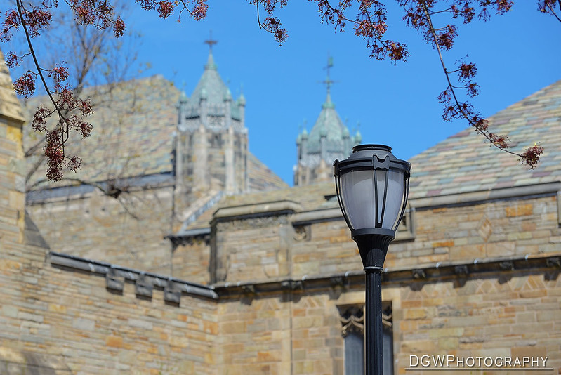 Yale Photo Walking Tour