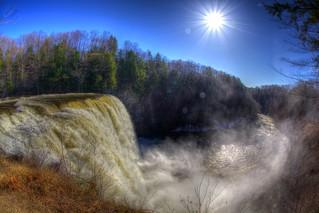 Salmon River Falls - 15mm