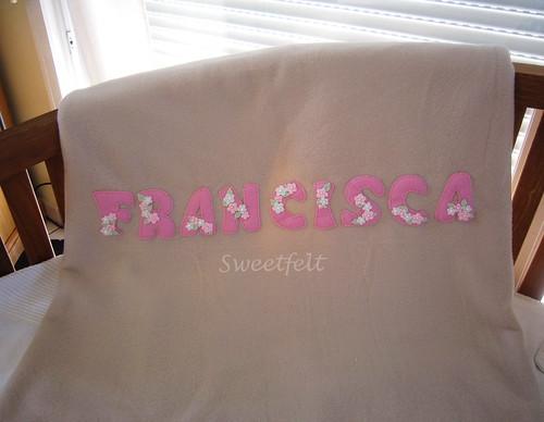 ♥♥♥ Francisca ... by sweetfelt \ ideias em feltro