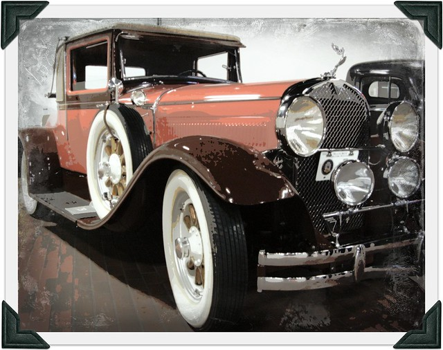 1929 Hudson Coupe