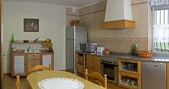 Cocina. Casa María La Carbayeda