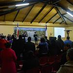 Visita de nuestro Pastor a la Iglesia Poder Pentecostal - 30 de Julio