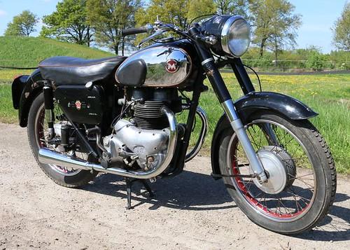 Matchless 600cc G11 - 1957