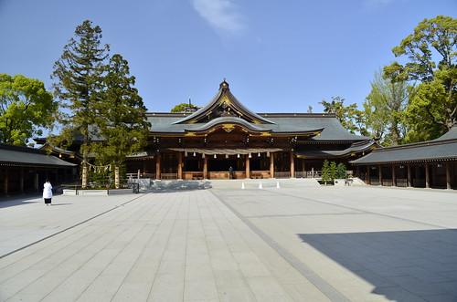 寒川神社(Samukawa Shrine)