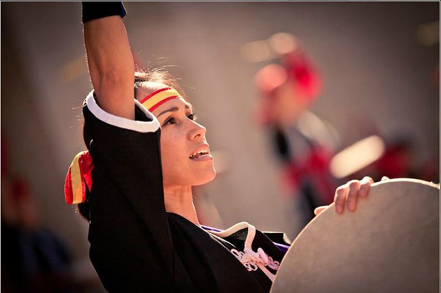 See authentic Ryukyukoku Matsuri Daiko at HMNS' first ever World Trekkers event Feb. 15!