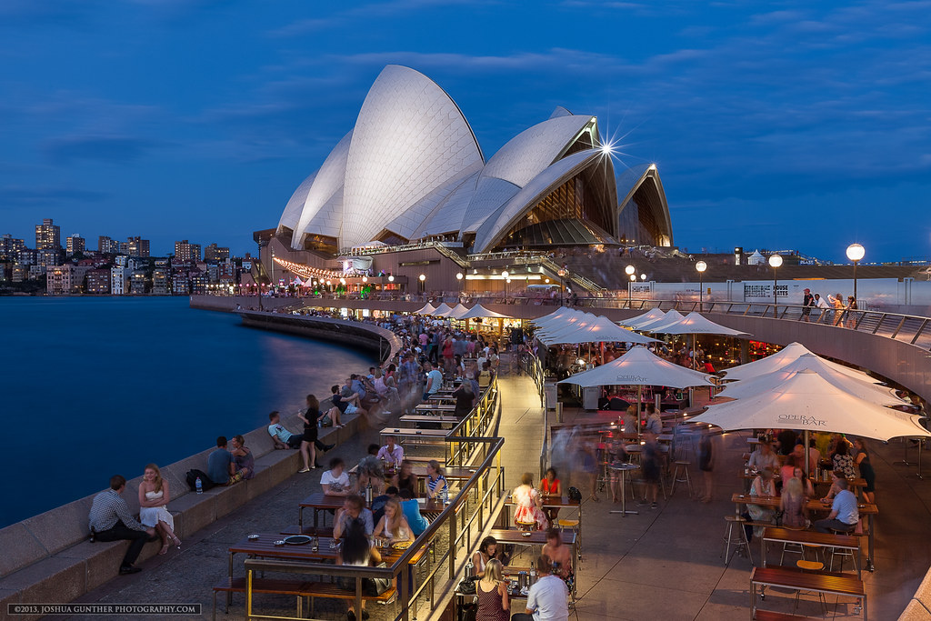 Opera House Bar-Sydney Australia