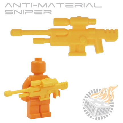 Anti-Material Sniper - Bright Light Orange