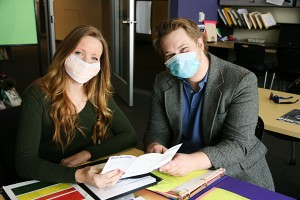 Germs in the Office 2