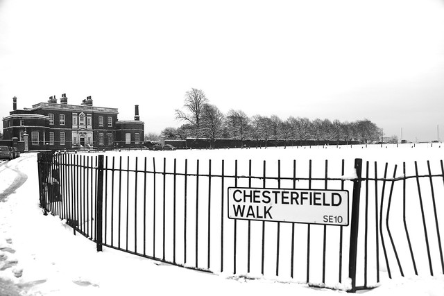 Chesterfield Walk and the Ranger's House, Greenwich